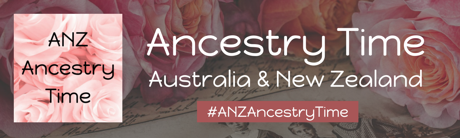 Ancestry Time (Australia & New Zealand)