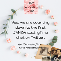 ANZAncestryTime Count Down Blog Post